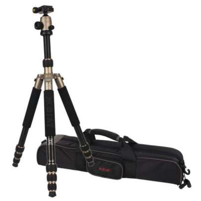 Diat Am-294A Professional Tripod With Ball Head For Digital Camera Camcorder Pro Video Diat