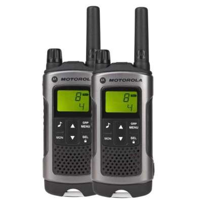 Motorola T80 Walkie Talkie Radio 2-Way Radios Intercom Systems
