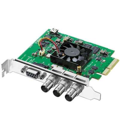 Blackmagic Design Decklink SDI 4K Capture & Playback Card Post Production Black Magic