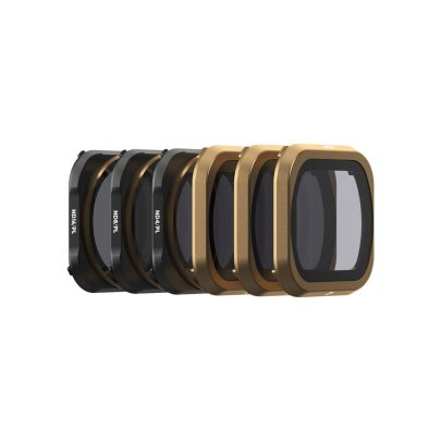 PolarPro Cinema Series 6-Pack Filter Set for Mavic 2 Pro Drone Parts & Accessories Dji