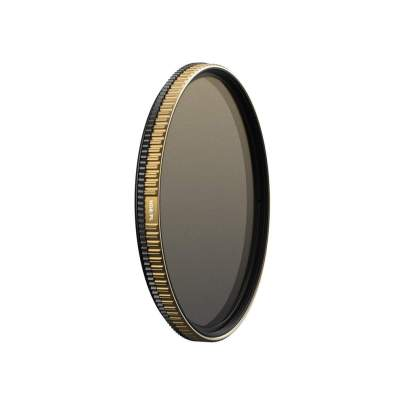 PolarPro 46mm ND8 QuartzLine Solid Neutral Density 0.9 and Circular Polarizer Filter (3-Stop) Lens Accessories Lens Filters