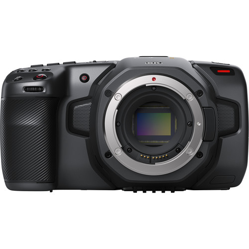 Blackmagic Design Pocket Cinema Camera 6K Digital Cine Cameras [tag]