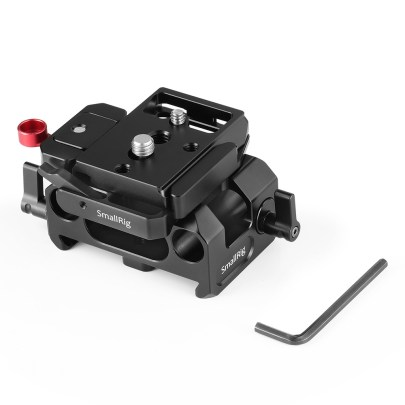 SmallRig Baseplate for BMPCC 6K and 4K (Manfrotto 501PL Compatible) 2266 Pro Video Cages & Accessories