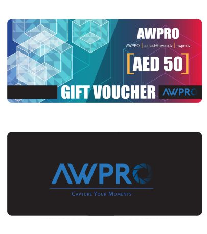 AWPRO Gift Card 50 AED Featured Products [tag]