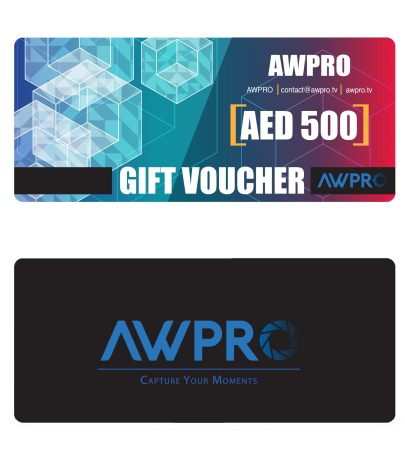 AWPRO Gift Card 500 AED Featured Products [tag]