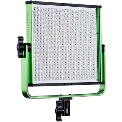GVM-672S Bi-Color LED Video Light Panel (Green) Continuous Lighting GVM
