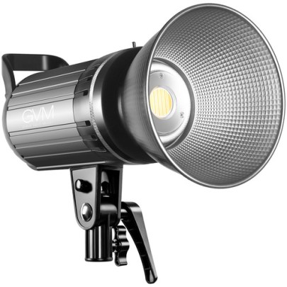 GVM Bi-Color LED Video Light G100W Continuous Lighting GVM