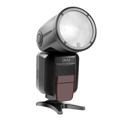 GVM Y1 Ttl Li-Ion Flash For Canon Nikon Cameras Camera Flashes GVM