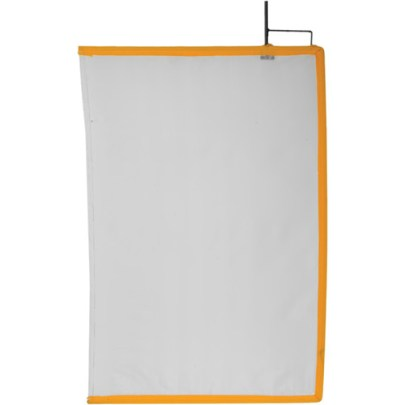 Matthews Open End Scrim White Artificial Silk 24×36″ Light Modifiers MATTHEWS