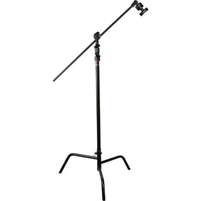 Matthews Century C+ Turtle Base Grip Arm Kit, Black – 10.5′ (3.2m) Light Stands MATTHEWS