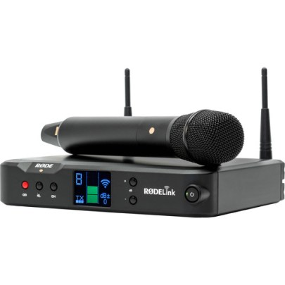 Rode RODELink Performer Kit Digital Wireless Microphone System Microphones for Wireless Rode