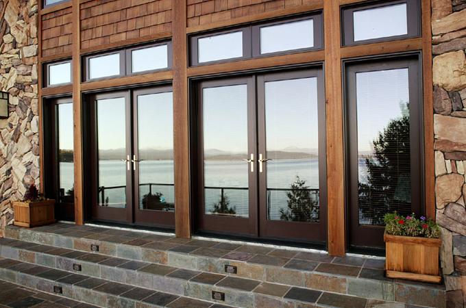 patio door products loewen patio doors