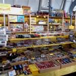 Sammel-Mikrokosmos des Teilemarktes