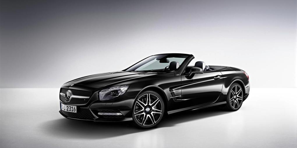 Mercedes-Benz SL 400 (R 231), 2014