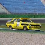 Michael Nolte auf Opel Ascona A