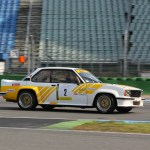 Robert Keil auf Opel Ascona B 400