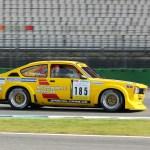 Christoph Reincke auf Opel Kadett C Coupe
