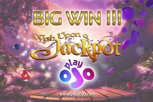 PlayOJO Winner