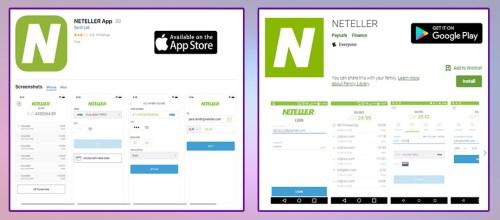 neteller app