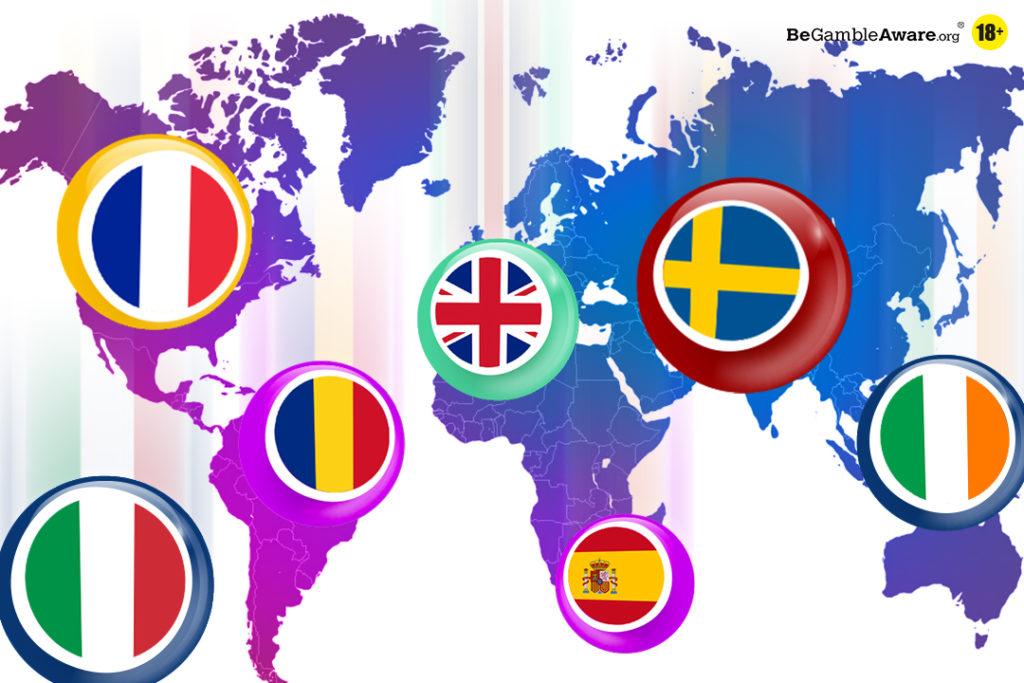 Bingo around the world