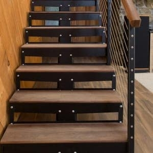 Prefab Staircases Indoor Outdoor Paragon Stairs | Prefabricated Exterior Metal Stairs | Stair Case | Stairways | Aluminum | Wrought Iron | Stair Treads