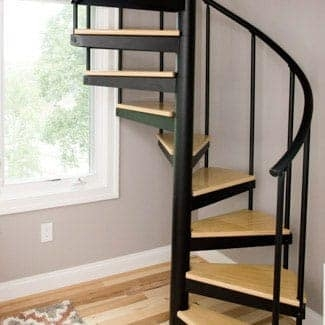 Spiral Staircases Prefab Custom Designs Paragon Stairs   Circular Stairs For Sale   Rustic   Ornate   Interior   Shop   Slide