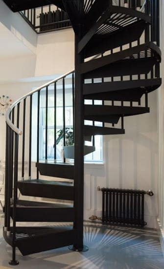 Steel Staircases Indoor Outdoor Paragon Stairs   Steel Design For Stairs   Steel Railing   2 Story Steel   Step   Fancy   Low Cost