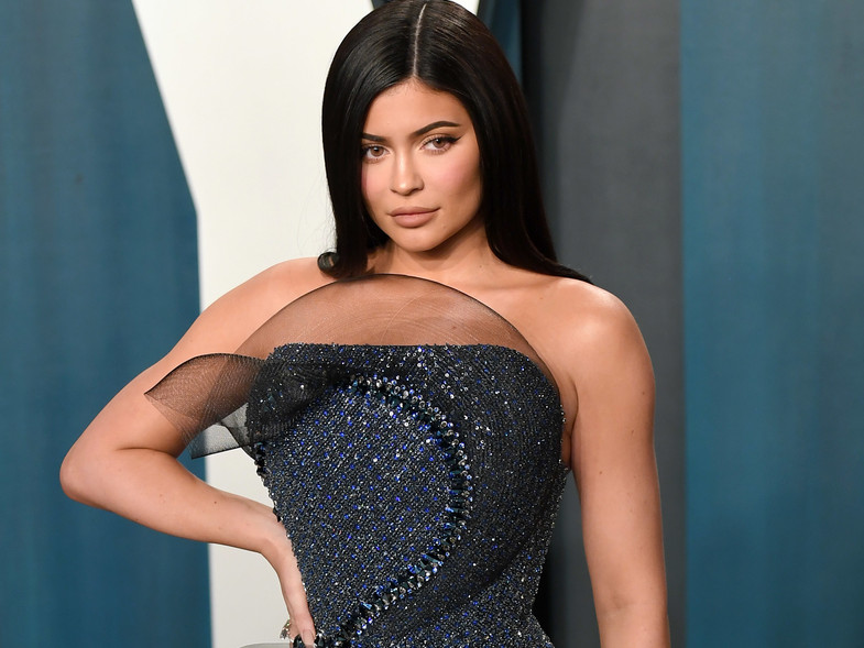 Kylie Jenner enseña por primera vez toda su impresionante ...