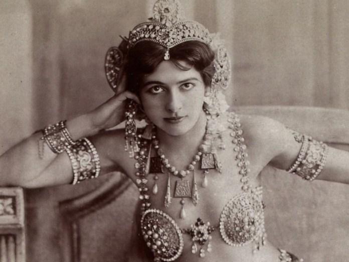 Resultado de imagen para Fotos de Mata Hari