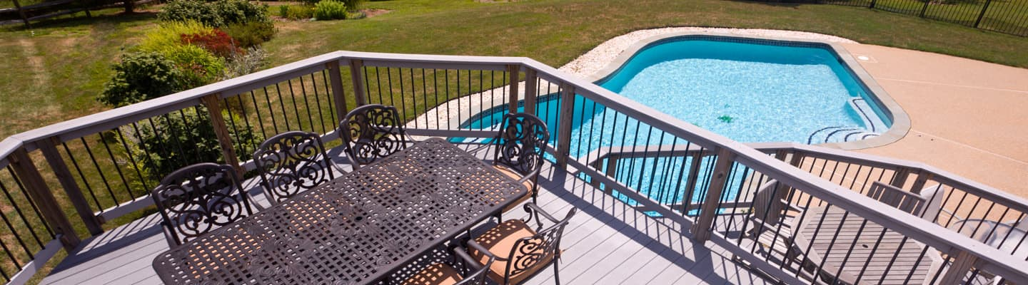 raised deck ideas and inspiration