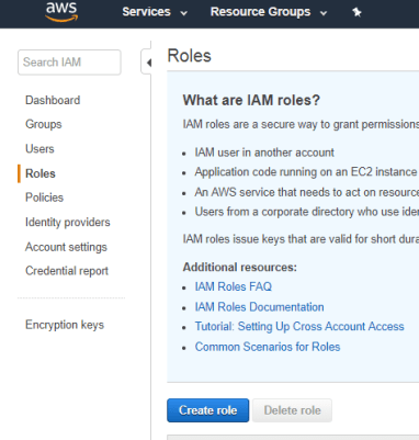How to access S3 from EC2 Instance using IAM role – AWS bytes