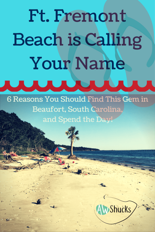 The beach is calling for you!