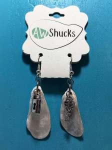 Earrings-Lock&Key2