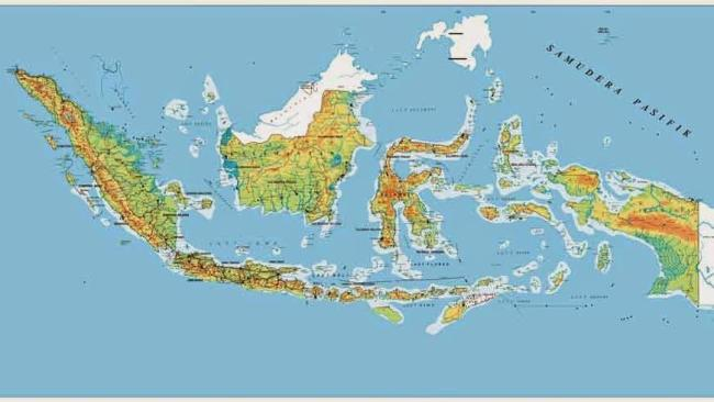 Yang sebelumnya adanya pemekaran provisi seperti kalimantan utara, papua barat dan lain sebelumnya. Serba Serbi Peta Dan Profil Penting Indonesia