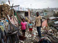 Minim Infrastruktur Bikin Haiti Jadi Negara Miskin