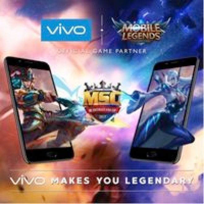vivo jadi official game partner turnamen mobile legend sea cup