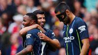 Man City membuktikan kualitasnya sebagai tim juara bertahan Liga Primer.