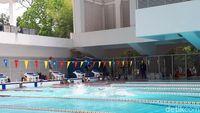 Adaptasi Perenang Indonesia ke Asian Para Games di GBK Minim