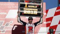 Ramainya #JapaneseGP dan #Level7 Saat Marc Marquez Juara Dunia