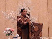 Prabowo Seret Nama Susi soal Uang RI Nginap di Luar Negeri