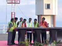 Jokowi Resmikan Bandara Baru di Morowali