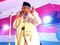Maruf Amin Mau Pamerkan Kartu Pra-Kerja dalam Debat Ketiga