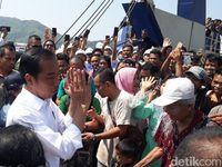 Jokowi: Kapal 6.000 GT Sudah Bisa Sandar di Pelabuhan Sibolga