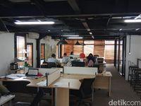 Tren Baru Dunia Kerja, Co Working Space Bagi yang Tak Punya Kantor