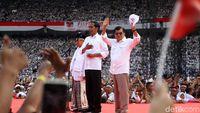 Jokowi Ucapkan Terima Kasih Spesial untuk JK