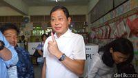 Nyoblos Pakai Baju Putih, Jonan: Saya Dukung Jokowi