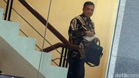 Pejabat PLN Diperiksa KPK Soal Dugaan Suap Sofyan Basir