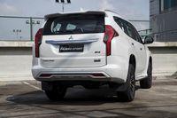 Informasi pembelian, test drive, simulasi kredit mobil mitsubishi new pajero sport terbaru 2021. Spesifikasi dan Harga Pajero Sport Facelift 2021