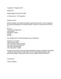 Pahami bagaimana isi cv surat lamaran kerja secara umum. 5 Contoh Surat Lamaran Kerja Yang Baik Dan Menarik Untuk Hrd