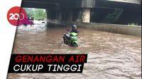 Kalimalang Banjir, Banyak Motor Mogok